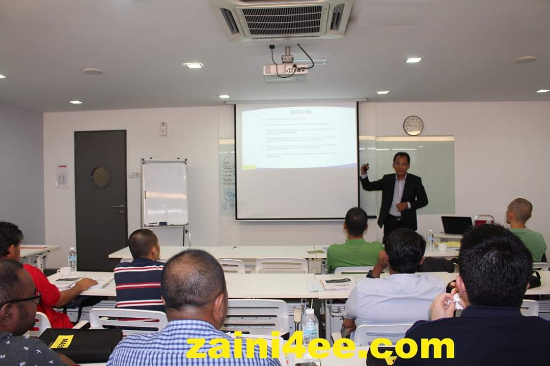 ENERGY MANAGEMENT SYSTEM TRAINING – CLASS ROOM MODE